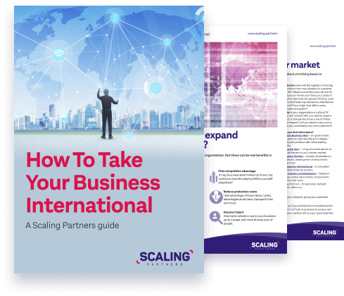 Ho To Take Your Business International - A Startup Guide