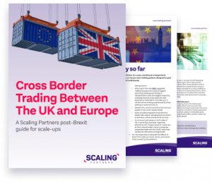 Cross Border Trading Between The UK and Europe