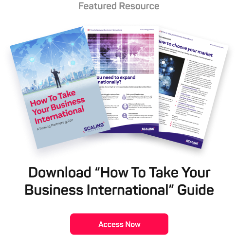 """Download """"How To Take Your Business International"""" Guide For Startups"""